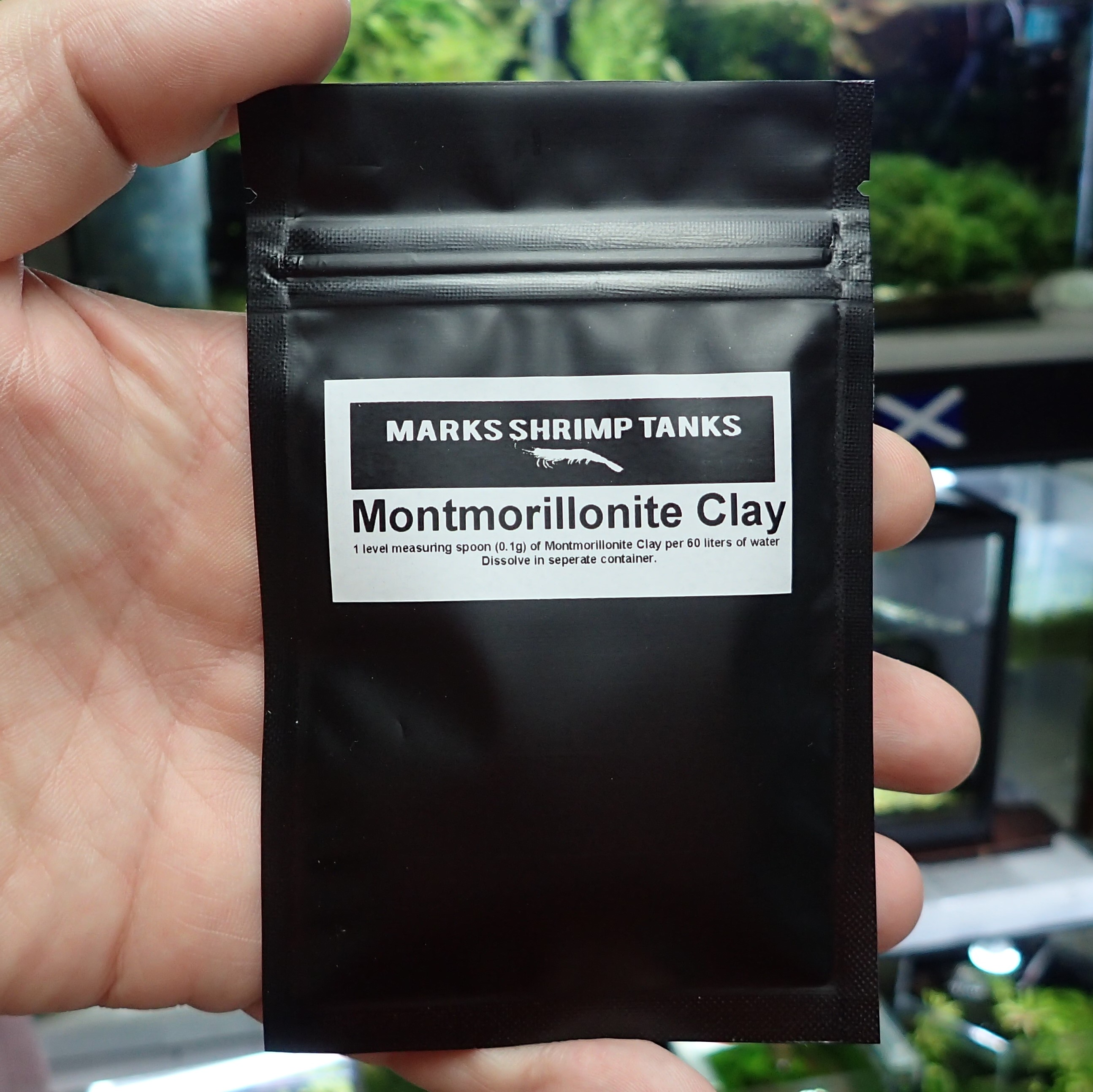 Montmorillonite Powder